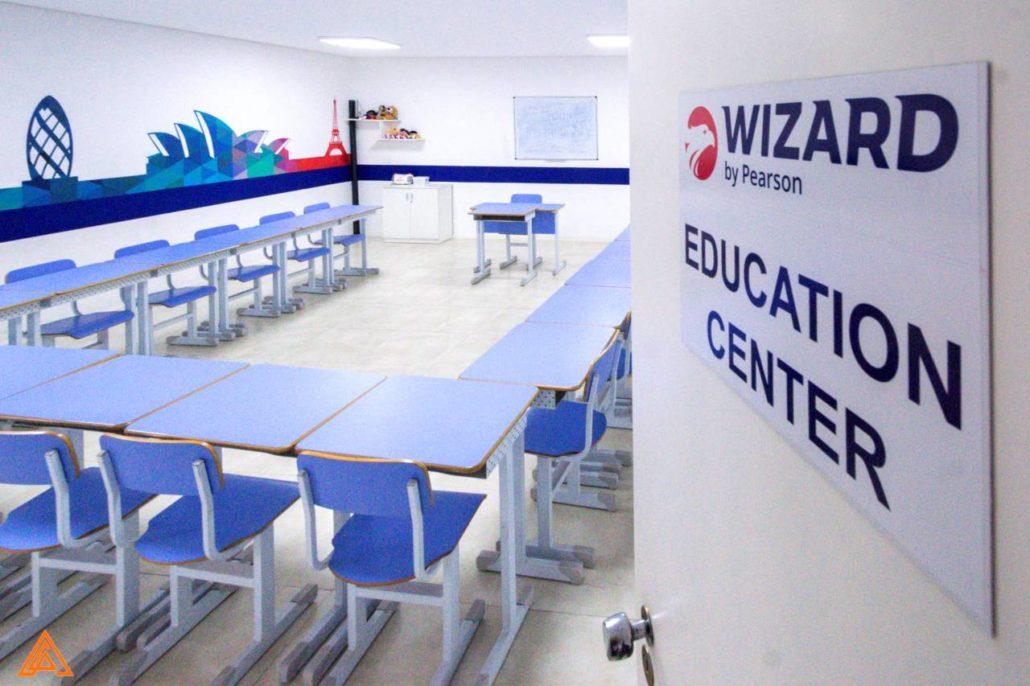 Agora o Colégio Castro Alves tem Wizard Education Center