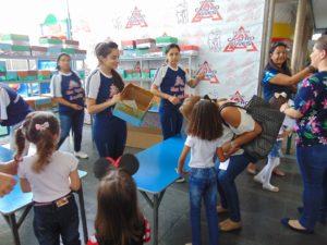 Dia das Mães 2019 no Colégio Castro Alves