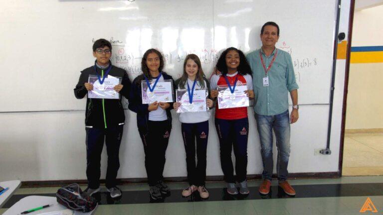 Premiação Concurso Canguru de Matemática 2019